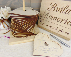 guest hearts guestbook