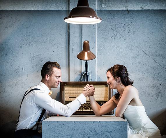 Bruiloft Lucia en Edwin